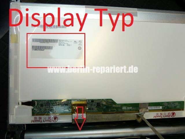 Packard Bell MS2273, Display Defekt (7)