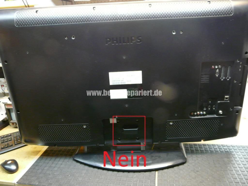 Philips 47PFL8404H, keine Funktion (1)