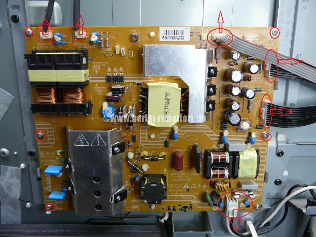 Philips 47PFL8404H, keine Funktion (3)