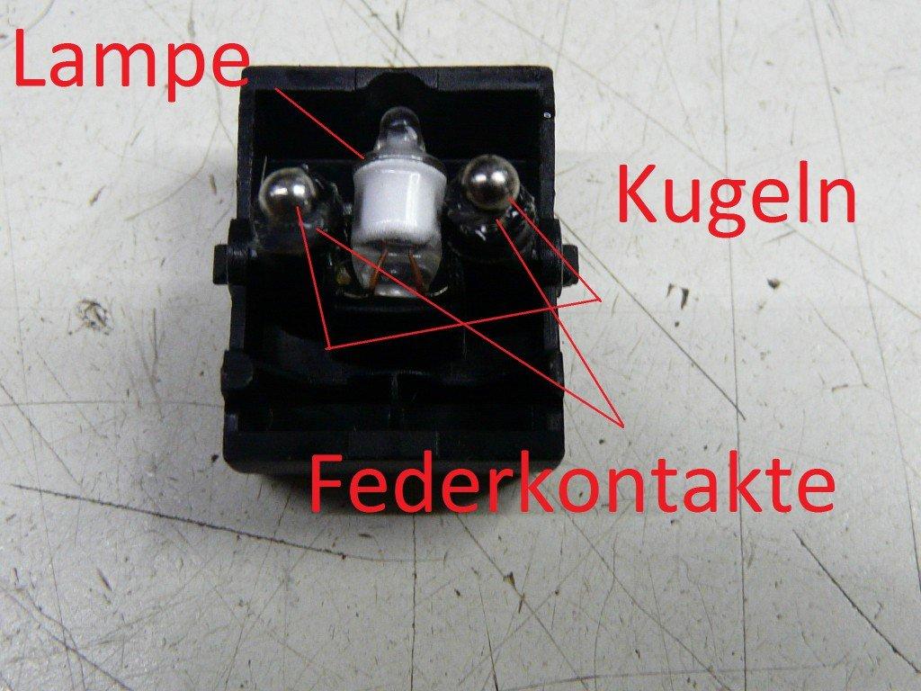 Saeco Aroma Schalter Lampe (3)