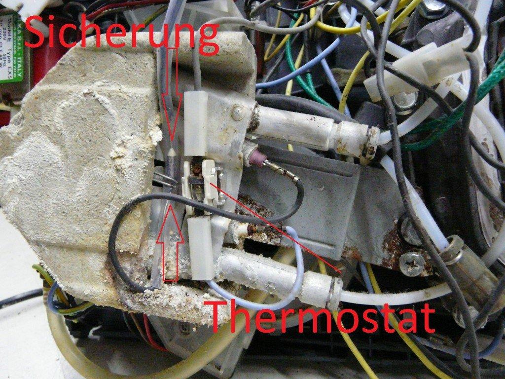Saeco Cafe Crema SUP018CR Oxid Dampfheizung (4)