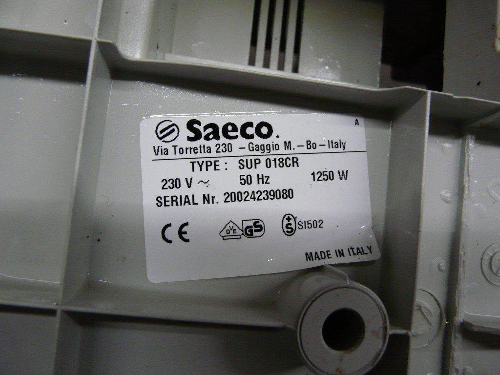 Saeco Cafe Crema SUP018CR Oxid Dampfheizung (5)