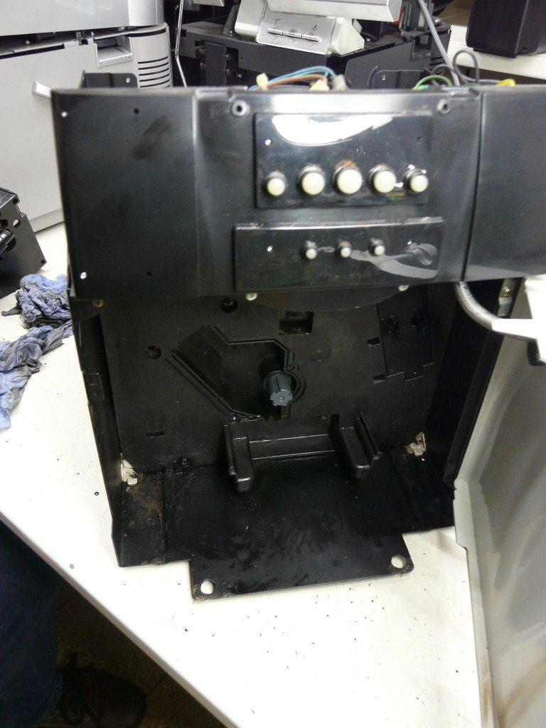 Saeco Incanto SUP012Y Getriebe (1)