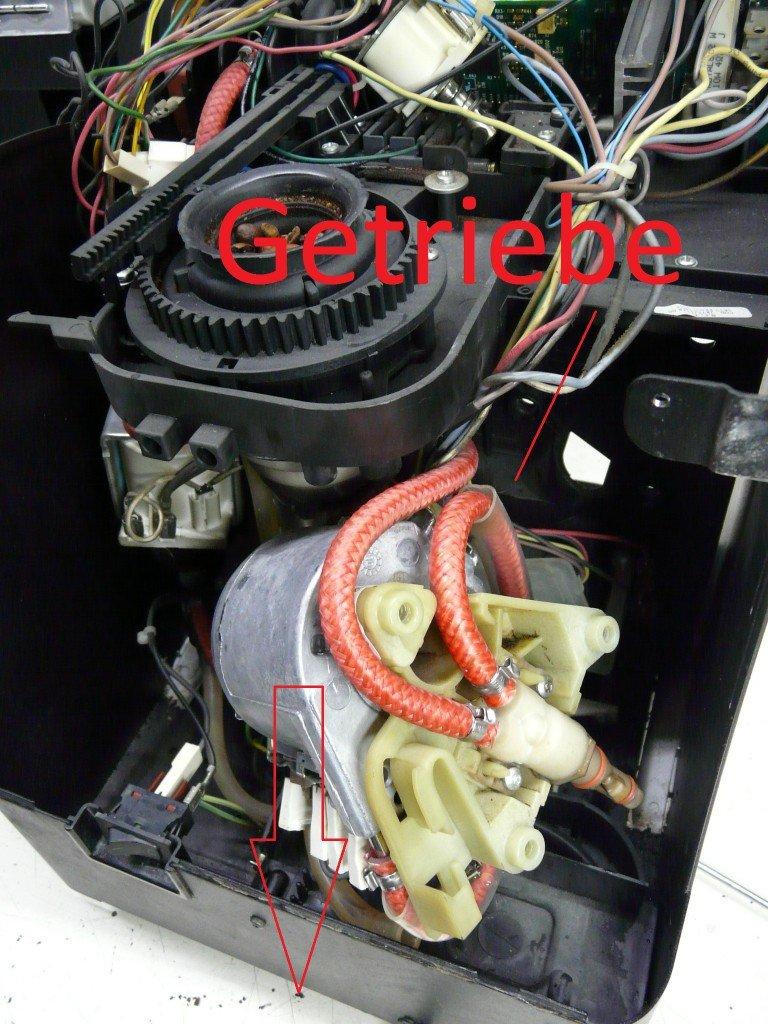 Saeco Incanto SUP012Y Getriebe (3)