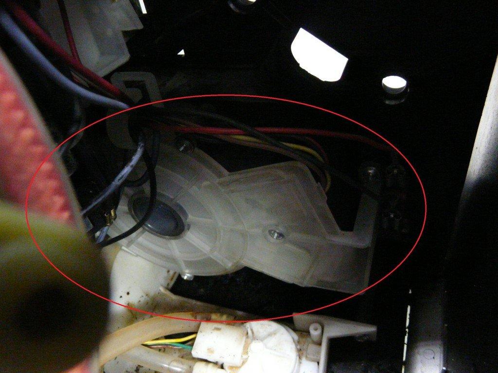 Saeco Incanto SUP012Y Getriebe (4)