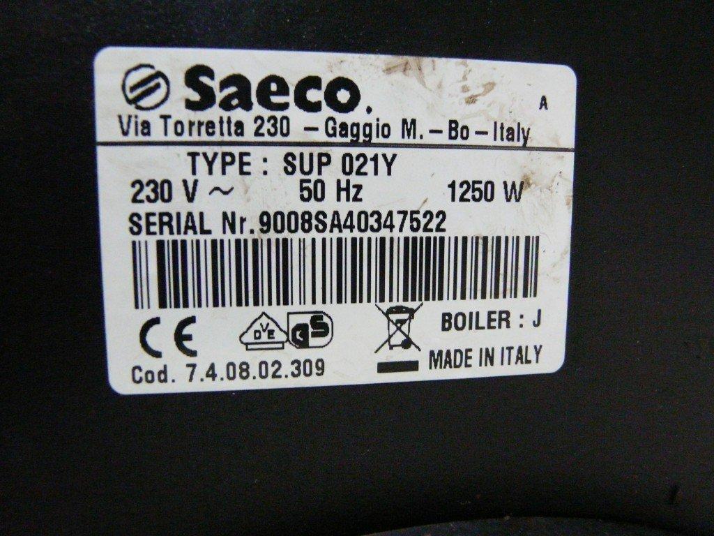 Saeco Incanto SUP012Y Getriebe (5)