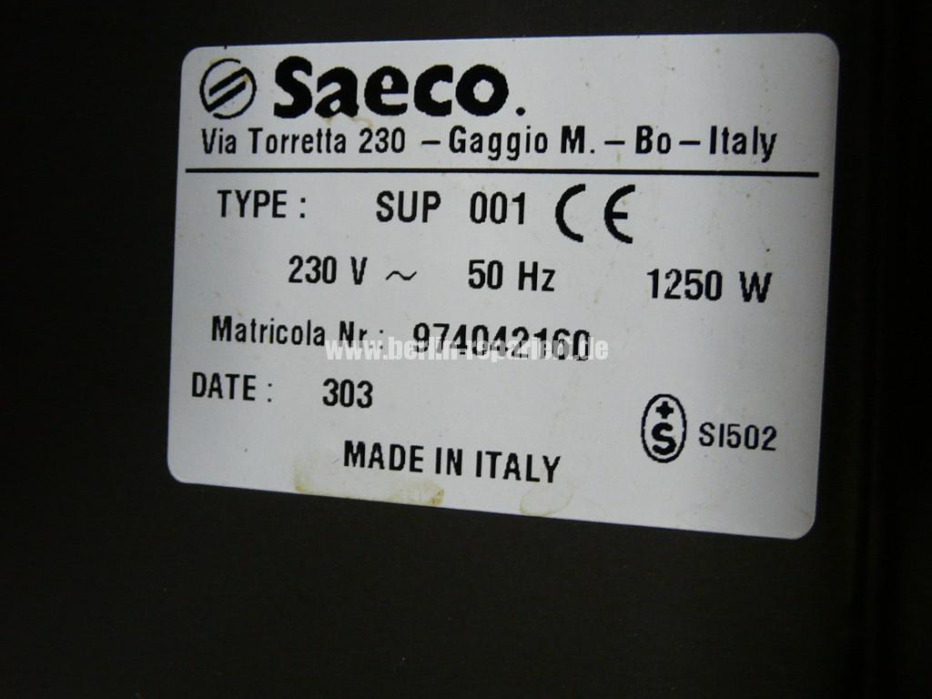Saeco Super Automatica SUP001 (3)