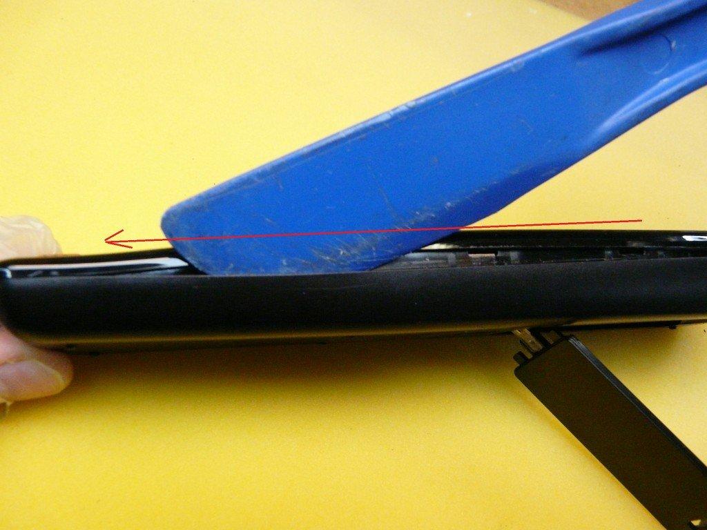 Samsung AA59-00445A Fernbedienung defekt (3)