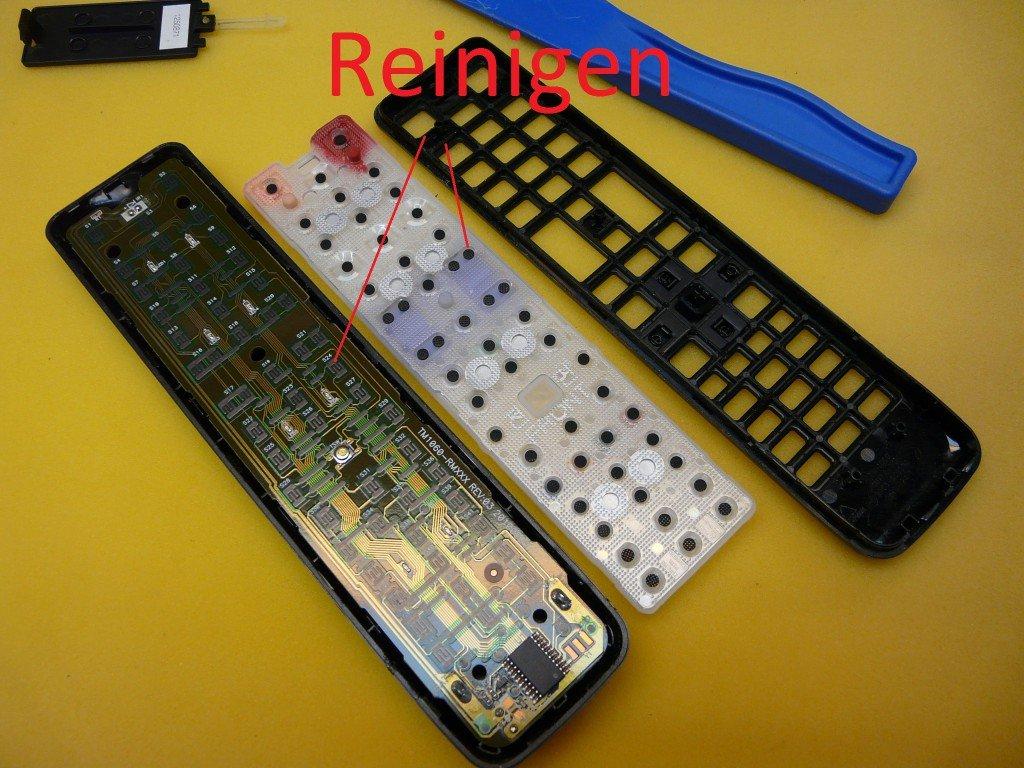 Samsung AA59-00445A Fernbedienung defekt (4)