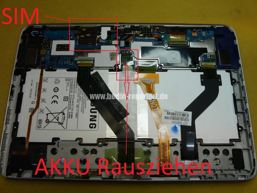 Samsung Galaxy GT-N8000, kein SIM (7)