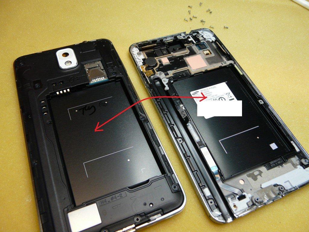 Samsung Galaxy Note3 SM-N9005 Display defekt (11)