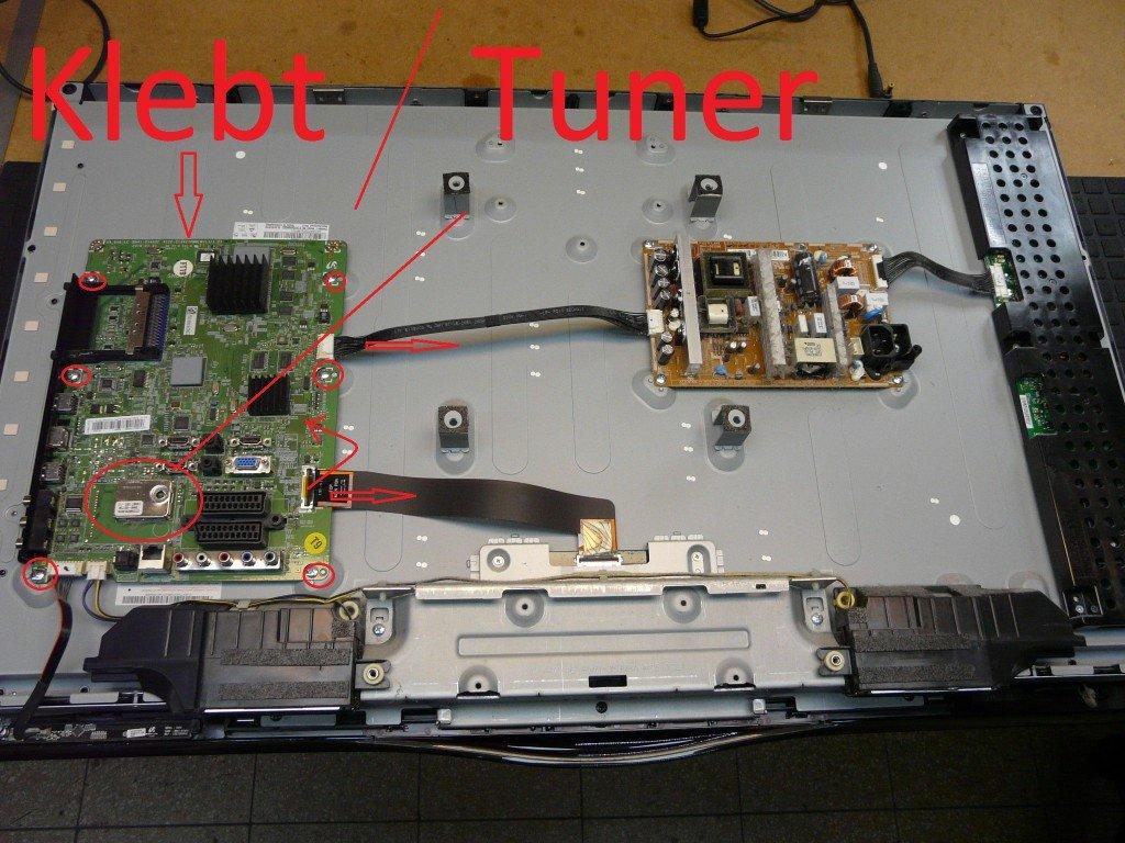 Samsung LE37C650L1W Tuner (3)