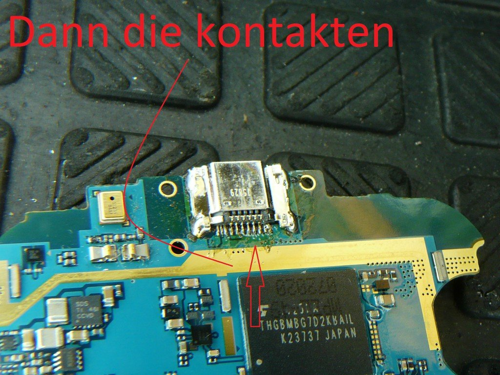 Samsung S3 Neo USB defekt (5)