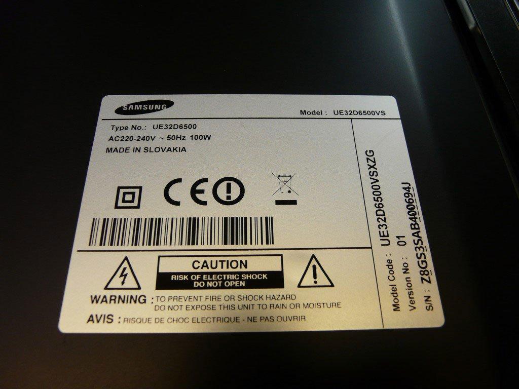 Samsung UE32D6500 (4)