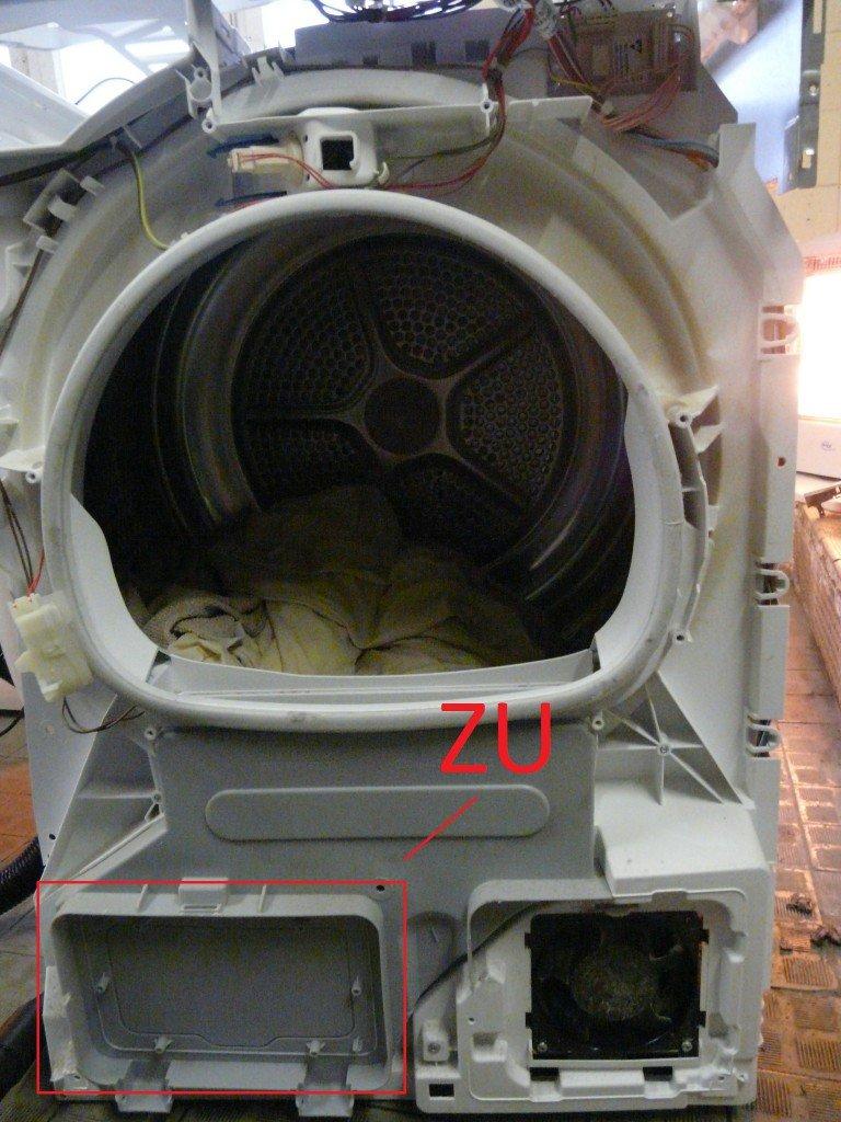 Siemens IQ500 Trocknet nicht richtig (1)