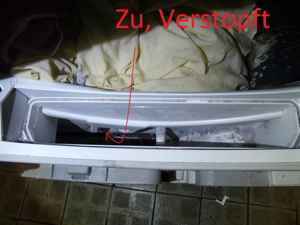 Siemens IQ500 Trocknet nicht richtig (2)