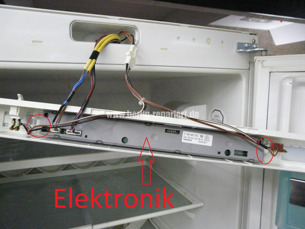 Siemens KG36E422, geht aus (3)