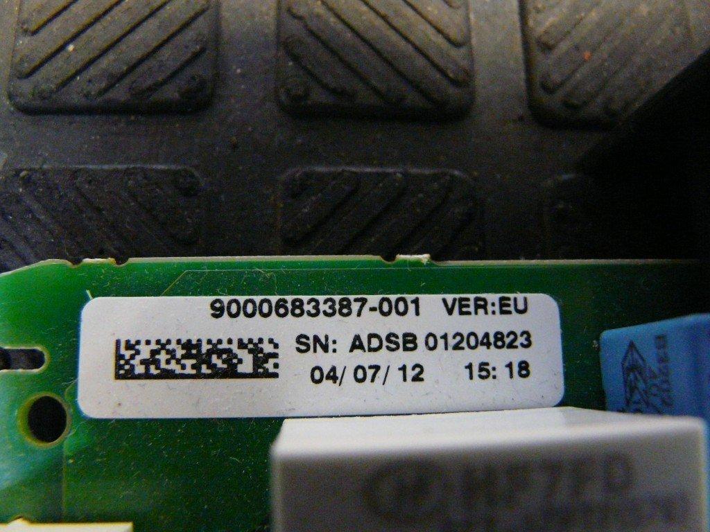 Siemens SN45M539EU, Elektronik Defekt, keine Funktion (4)