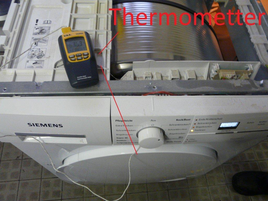 Siemens WT44W36106 Heizt nicht (9)