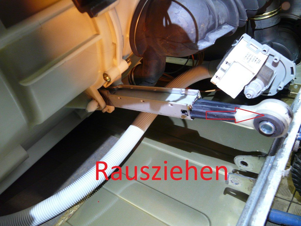 Siemens XLM1400 Stoßdämpfer Defekt (3)