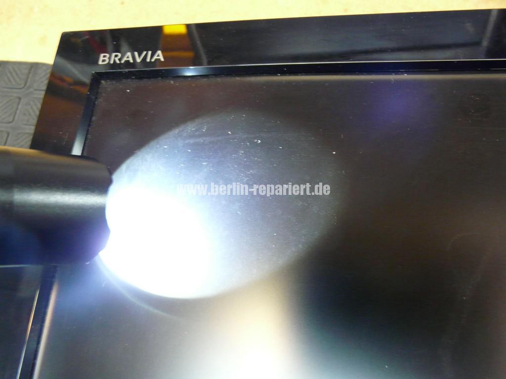 Sony KDL-22BX20D, kein Bild (2)