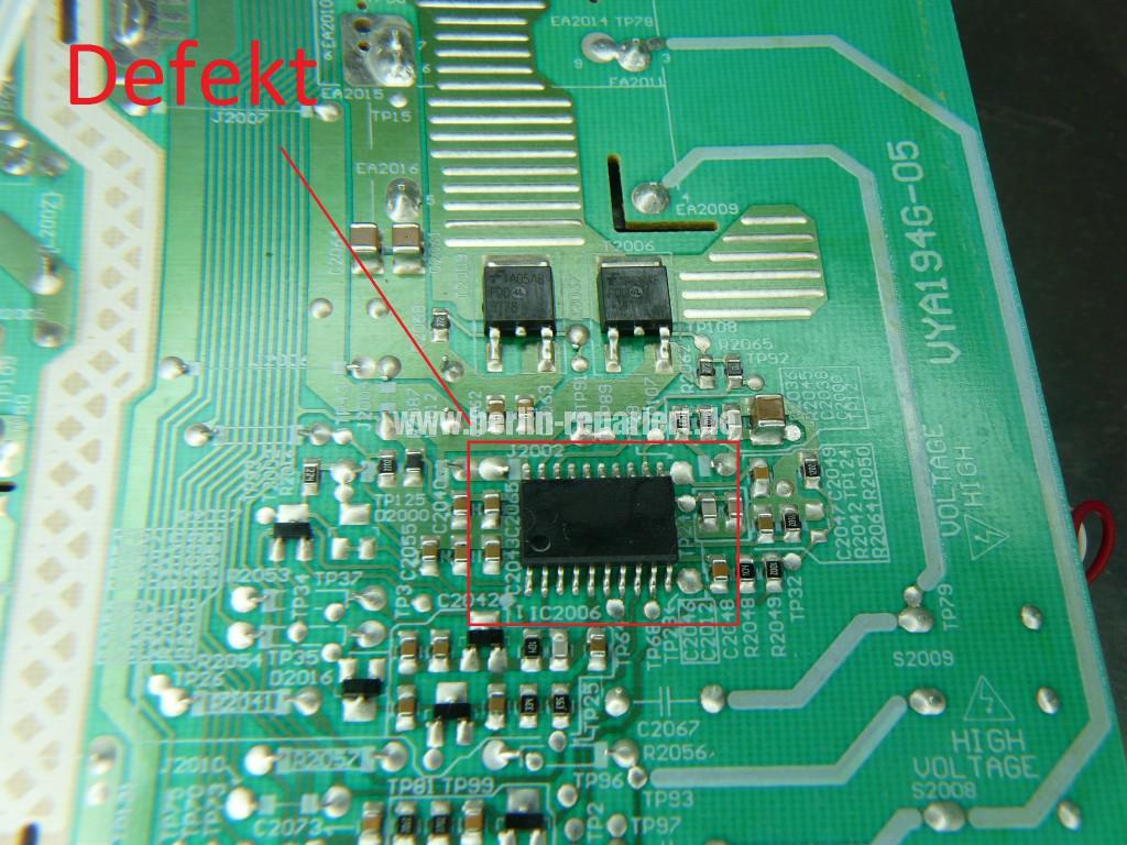 Sony KDL-22BX20D, kein Bild (8)