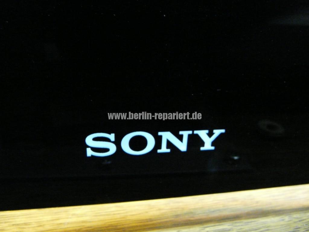 Sony KDL-55HX925, geht an dann aus, Blinkt 4x (4)