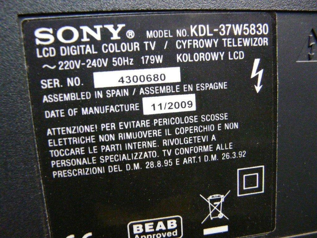 Sony KDL37W5853 (6)
