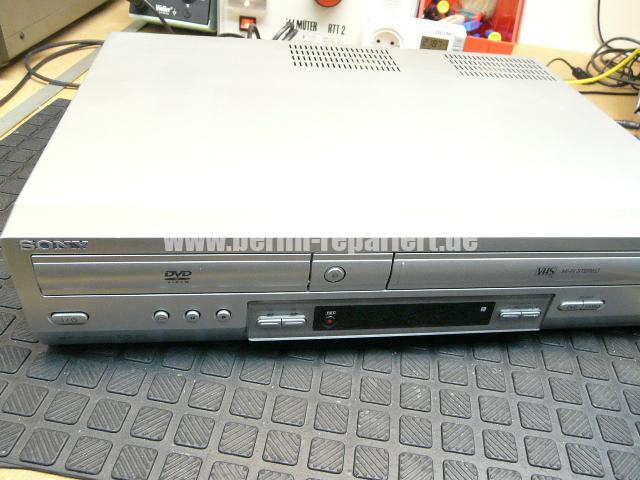 Sony SLV-D910E Kassete kommt nicht raus (1)