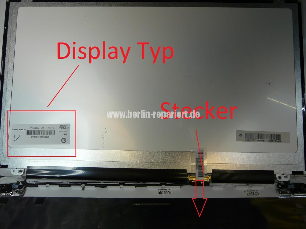 Sony Vaio SVF152C29M, Display tauschen (5)