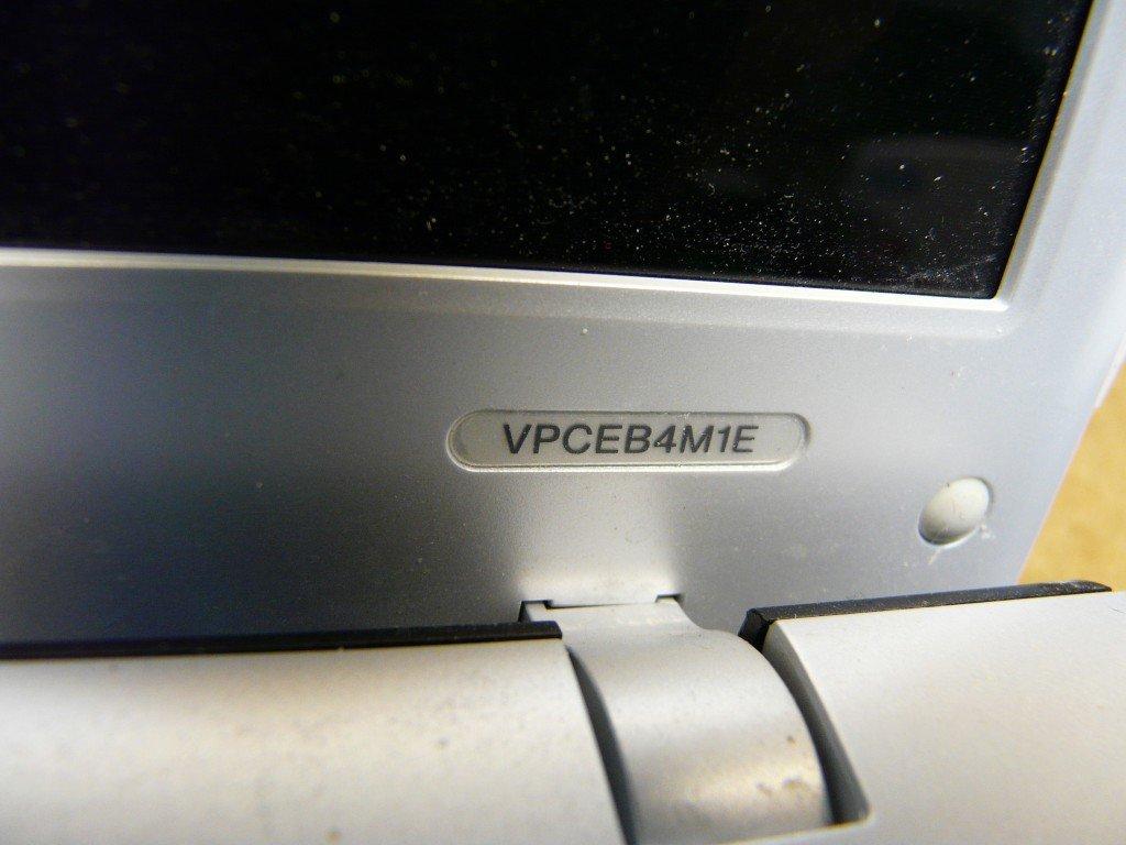 Sony Vaio VPCEB4M1E, Lüfter Defekt (2)