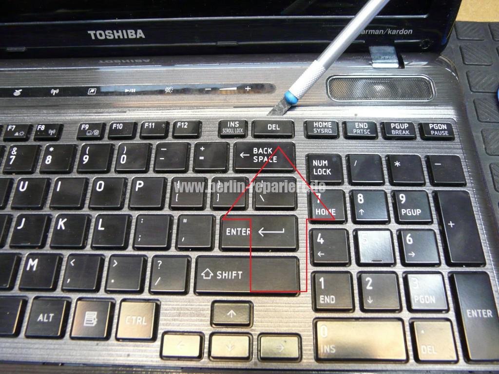 Toshiba P755, Netzbuchse Defekt (3)