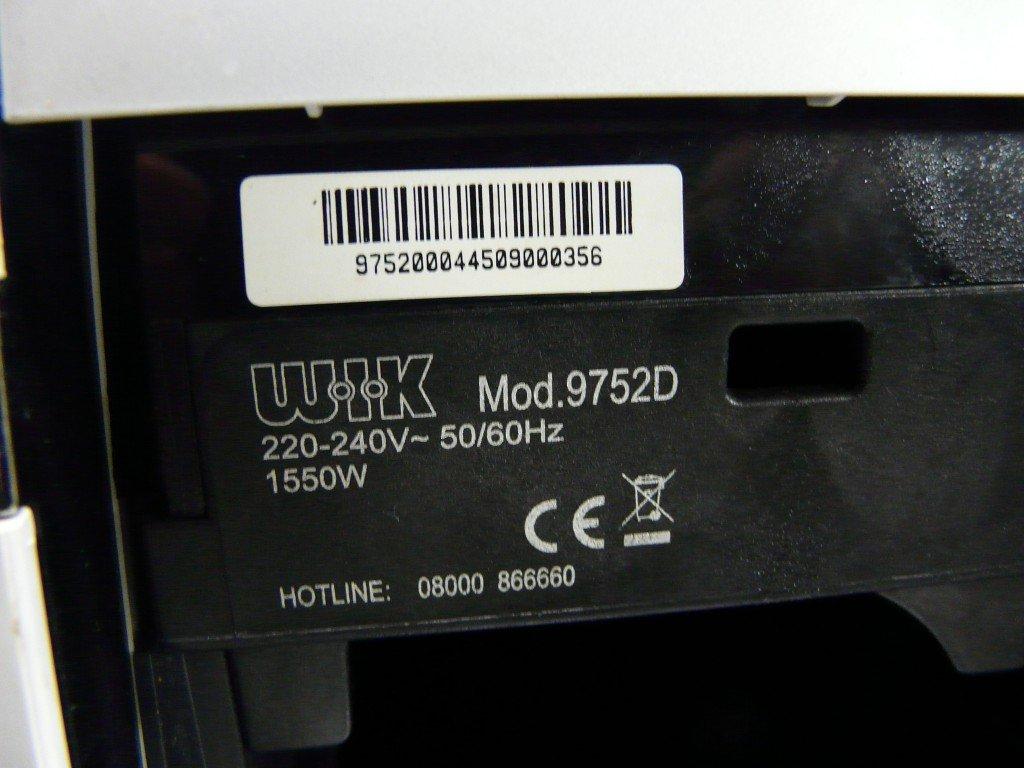 Wick 9752D Error 22 Brühgruppe Defekt (4)