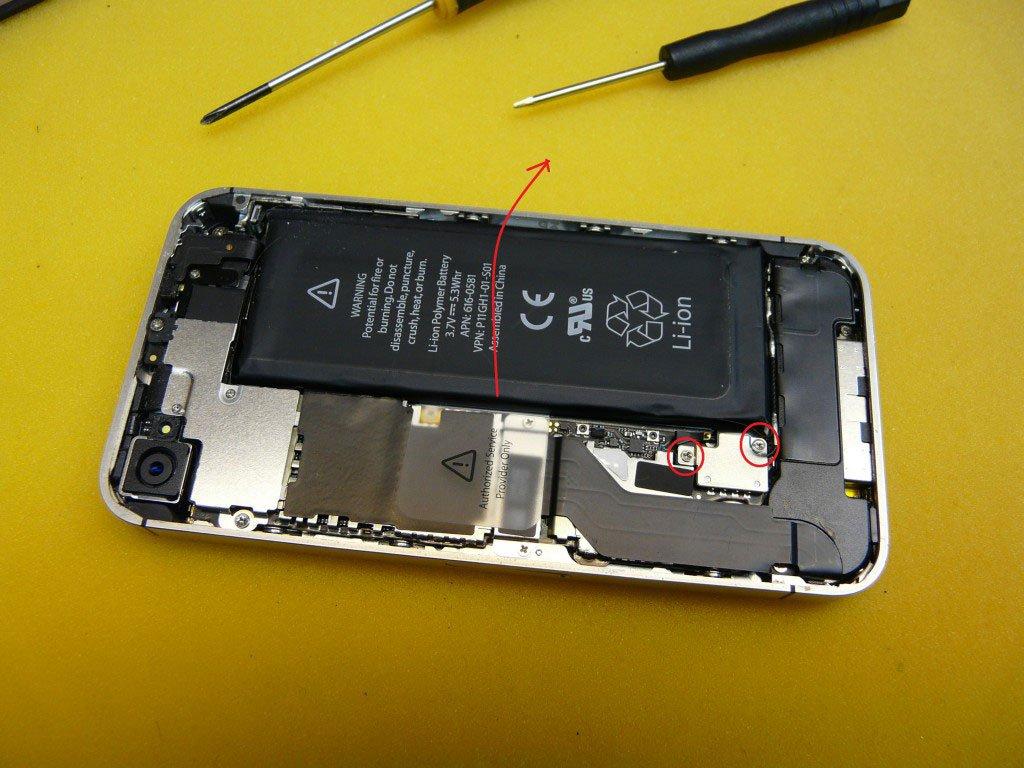 iPhone 4s Akku (3)