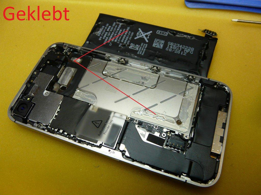 iPhone 4s Akku (4)