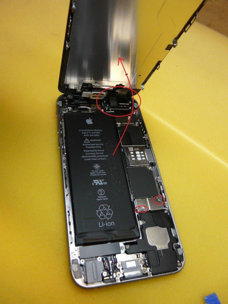 Iphone  Nach Displaywechsel Kein Bild