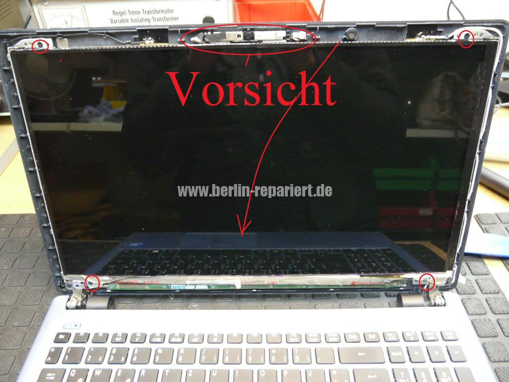 ACER Aspire V5-531, Display Defekt (4)