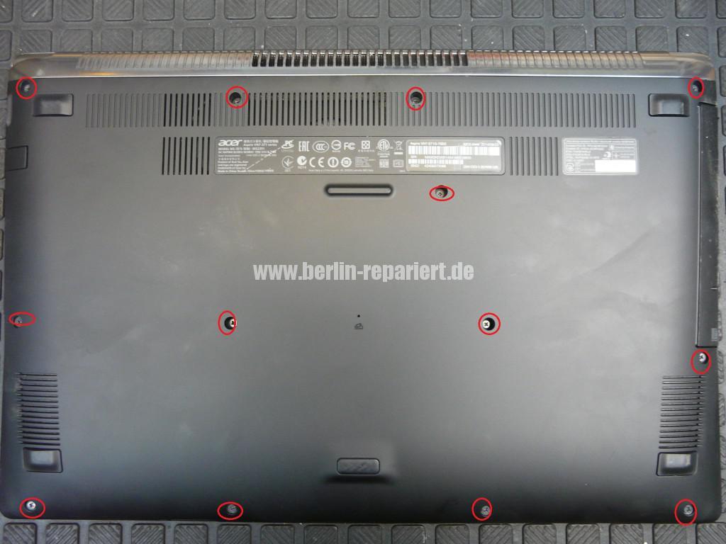 ACER Aspire VN7-571G, Lüfter Reinigen (2)