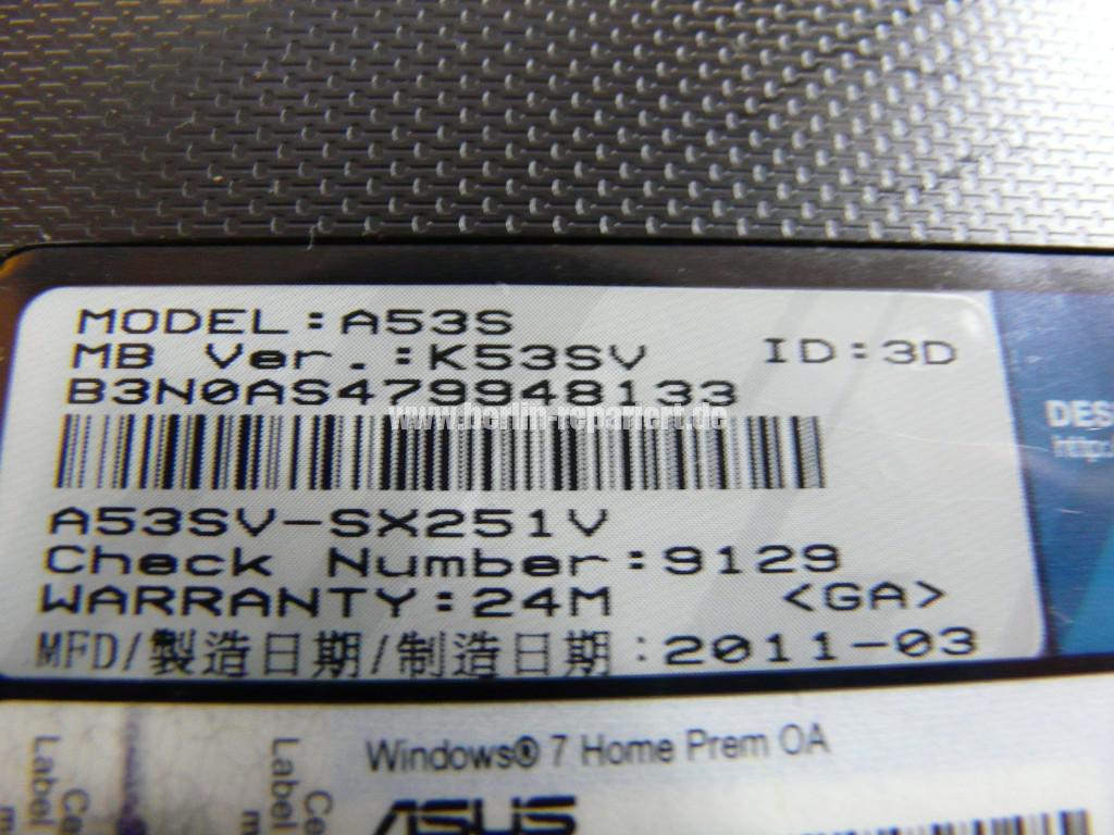 ASUS A53, Netzbuchse Defekt (16)
