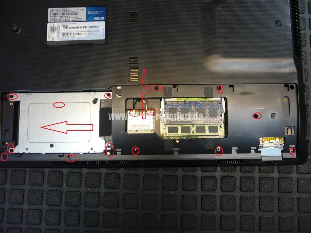 ASUS A53, Netzbuchse Defekt (5)