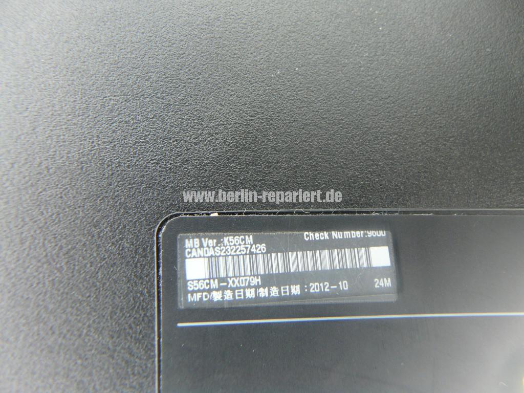 ASUS K56CM, Festplatte Hitachi Z5K500-500 Defekt (4)