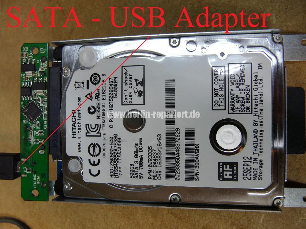 ASUS K56CM, Festplatte Hitachi Z5K500-500 Defekt (5)
