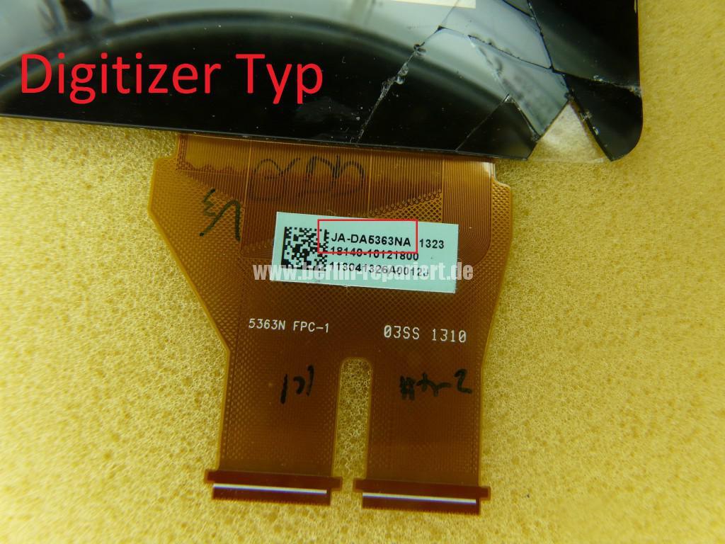 ASUS Padphone, Digitizer Defekt, JA-DA5363NA (11)