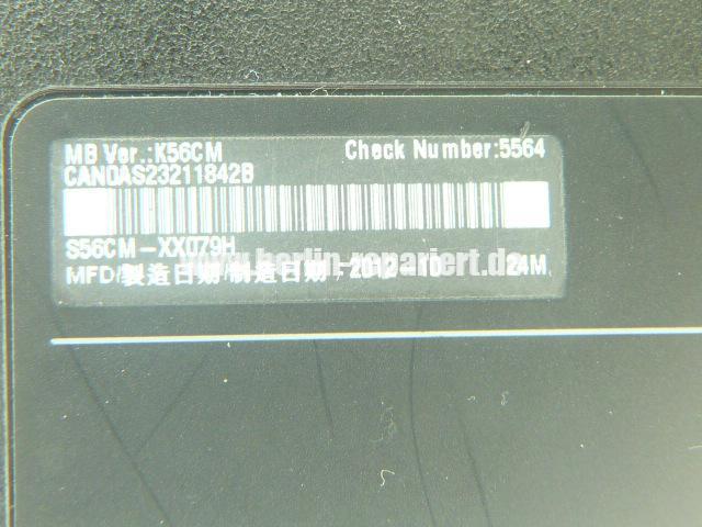 ASUS S56C, startet nicht (7)