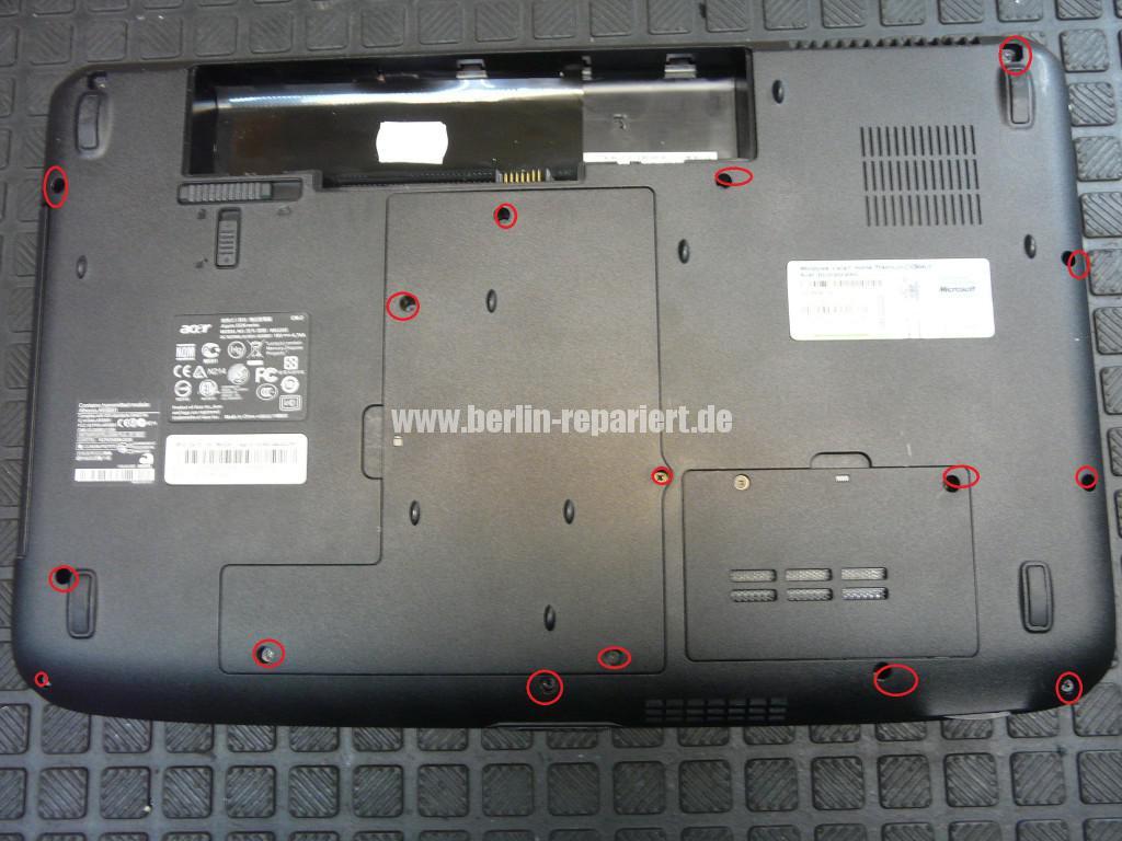 Acer Aspire 5536, kein Bild (2)