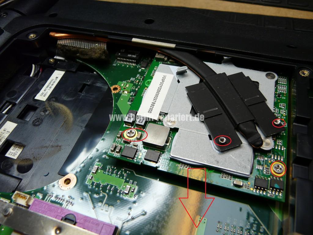 Acer Aspire 8930G, Grafik Defekt (4)
