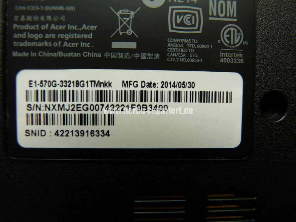 Acer E1-570G, Board Defekt (13)