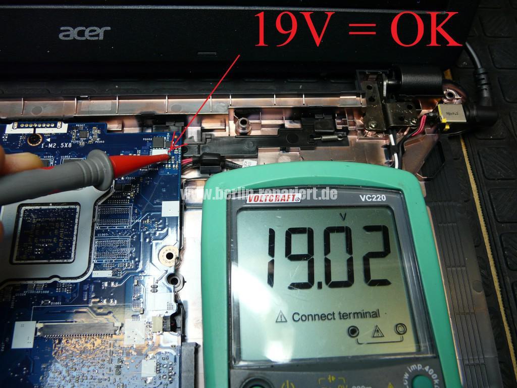 Acer E1-570G, Board Defekt (6)