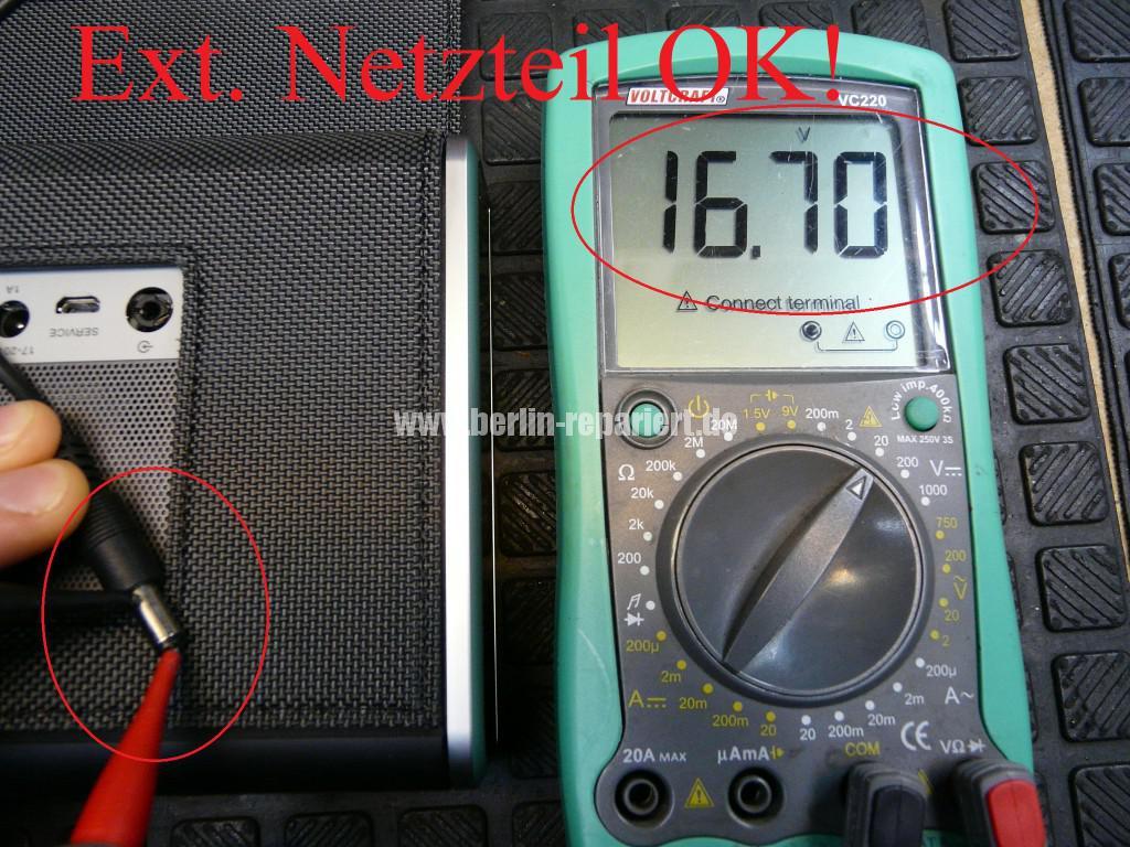 BOSE Mobile Speaker II, keine Funktion (2)