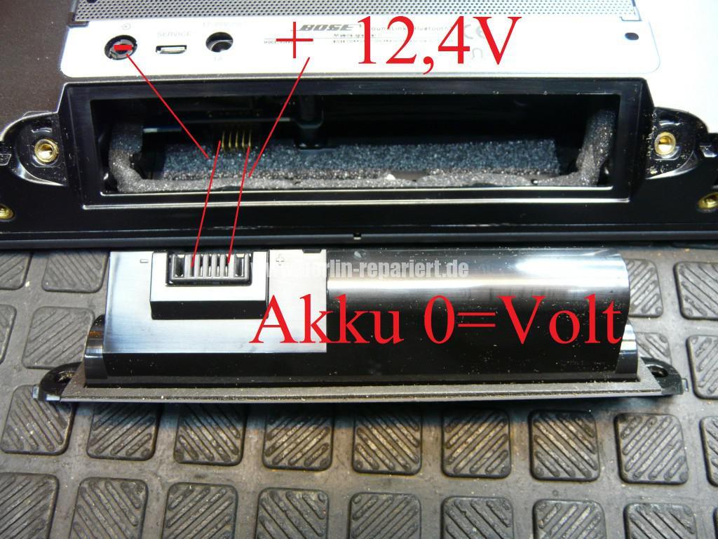 BOSE Mobile Speaker II, keine Funktion (6)